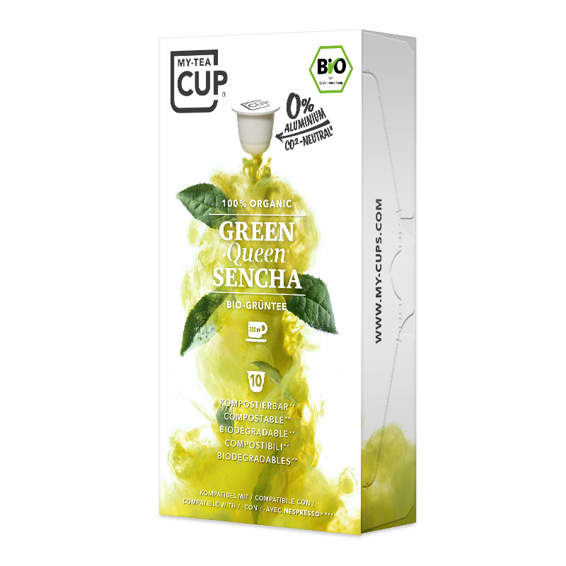 Green Queen Sencha